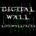 Digital Wall Free Wallpaper