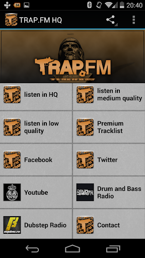 TRAP.FM HQ
