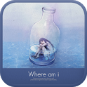 Where am i  go launcher theme icon