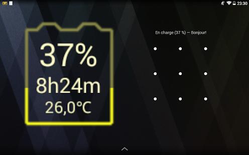 Battery snap - screenshot thumbnail