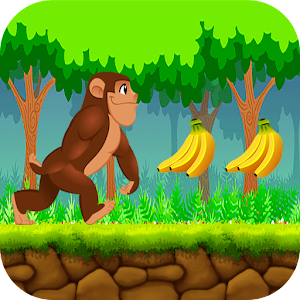 Jungle Monkey Run Adventure for PC and MAC