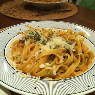 Fennel Amatriciana