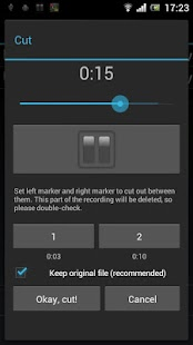 Tape-a-Talk Pro Voice Recorder - screenshot thumbnail