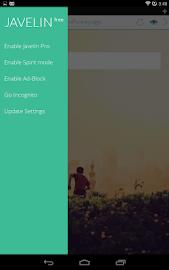 Javelin Browser Screenshot 12