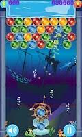 Screenshot of Ocean Bubble License Key