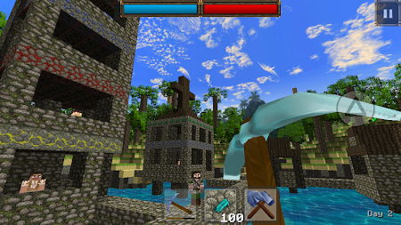 Tropical Craft 2: Jungle Mine 1.0.8 screenshot 636942