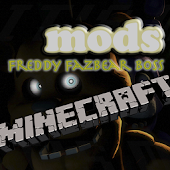 Freddy Fazbear Boss (MCPE Mod)