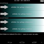 Slide to Unlock (Game) Pro