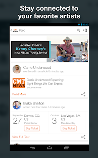 CMT Artists - Country Music - screenshot thumbnail