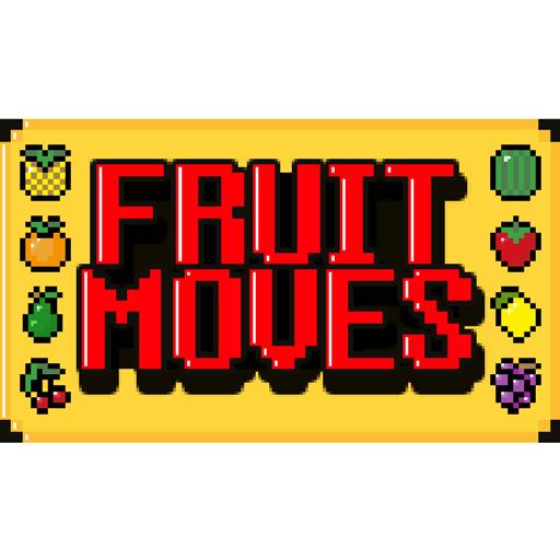 解謎必備App Fruit Moves Free - Puzzle Game LOGO-綠色工廠好玩App