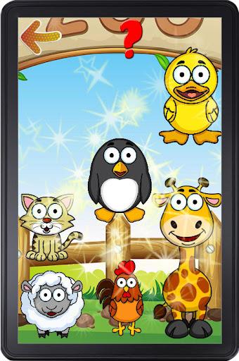 玩免費休閒APP|下載Toddler Animal Pop app不用錢|硬是要APP