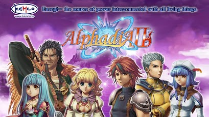 Download Game RPG Alphadia2 Android 2013