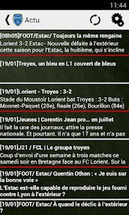 ES Troyes AC Actu - screenshot thumbnail