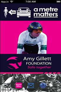 Amy Gillett Events- screenshot thumbnail