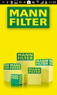 MANN-FILTER - náhled