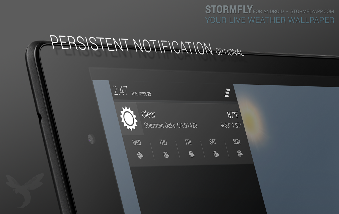 Stormfly - screenshot