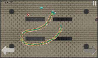 Screenshot of Prehistoric worm