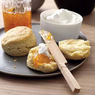 Brown Butter Biscuits.