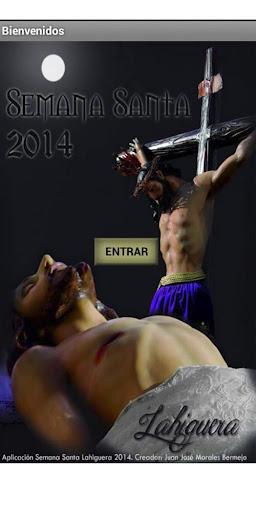 Semana Santa Lahiguera 2014