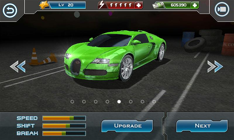 Screenshots of Turbo Driving Racing 3D for iPhone