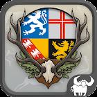 Jagdschein Saarland icon