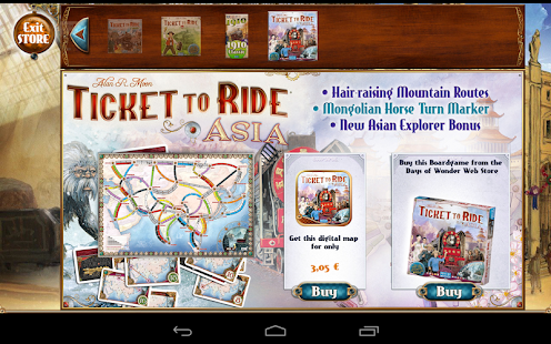 Ticket to Ride - screenshot thumbnail