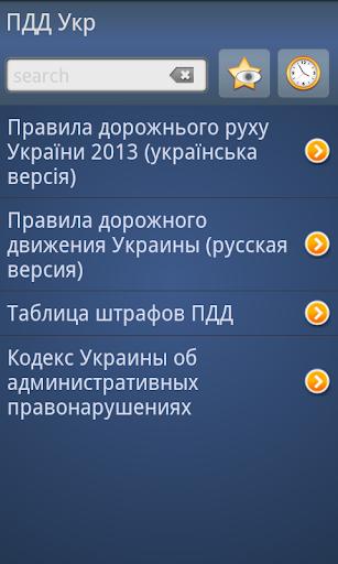 ПДД Украина +