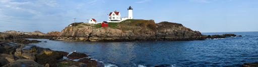Maine-lighthouse - Carnival Cruise Line's Lighthouses of Maine tour takes you to three historic lighthouses along the coastline.