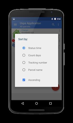 【免費商業App】USPS auto tracking system-APP點子