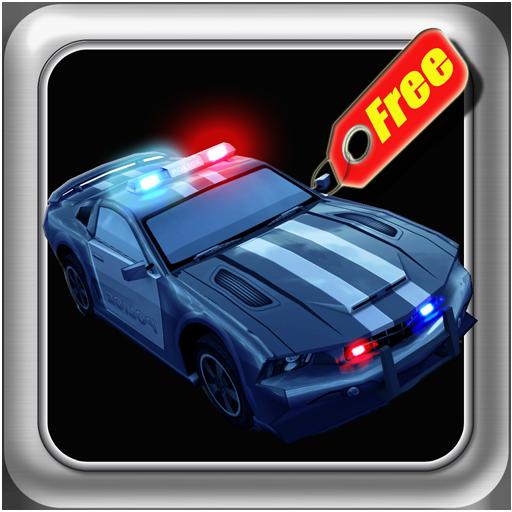 Police Lights and Siren 娛樂 App LOGO-硬是要APP