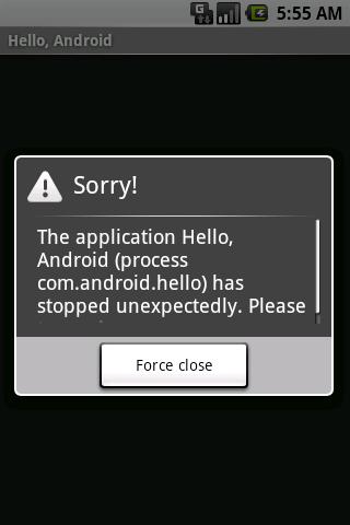 HelloFedora- screenshot