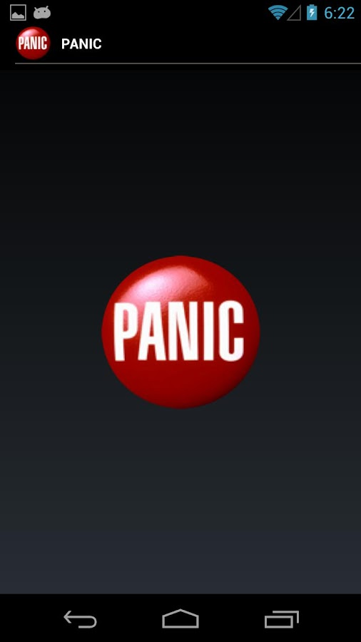 Panic - screenshot
