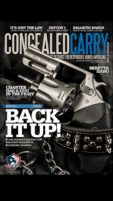 Concealed Carry Magazine - screenshot