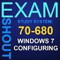 ExamShout: 70-680 logo