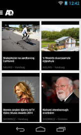 AD.nl - nieuws & sport Screenshot 4