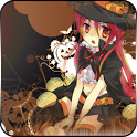 HalloweenAnime Go Launcher icon