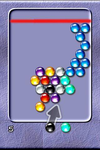 Go Go Bubble- screenshot