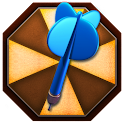 Crazy Dart Shooter logo