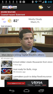 Local10 - screenshot thumbnail