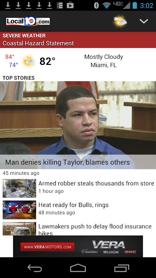 Local10 News - WPLG- screenshot