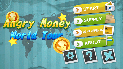 Angry Money - World Tour