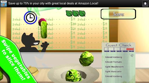 玩街機App|Salad Tosser免費|APP試玩