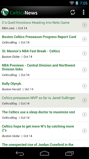 Boston Basketball News for PC