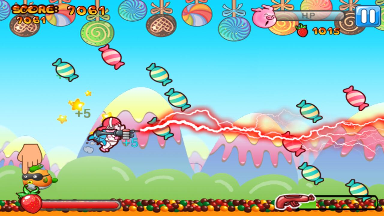 Flying Pig - screenshot