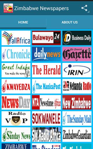 Zimbabwe Newspapers