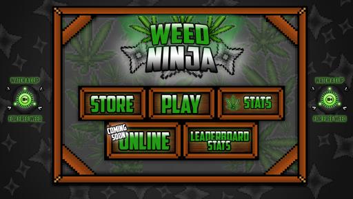 Weed Ninja