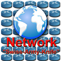"Network ""Swiss-Army-Knife"" logo"