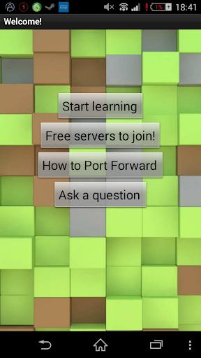 How to make a MCPE server