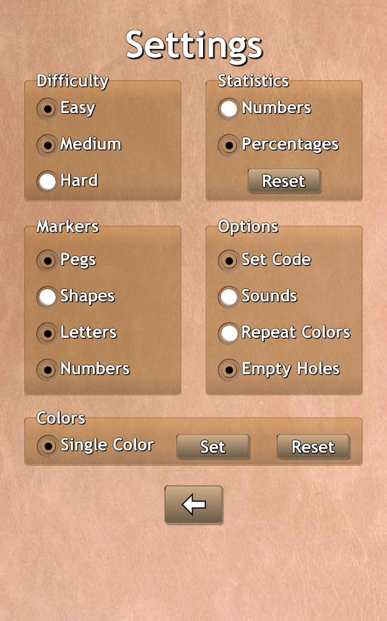 Code Breaker- screenshot
