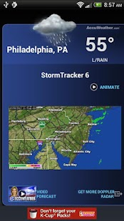 6abc Philadelphia Alarm Clock - screenshot thumbnail
